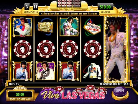 Igt slot machine elvis