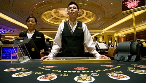 Crown casino dealers lumer casino