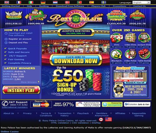 roxy palace online casino lord od